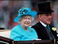 HM Queen Elizabeth and The Duke Of Edinburgh