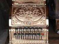 Cash registers & Typewriters