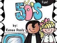 Kindergarten-Fifty Days in School!