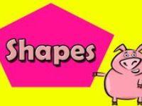 Kindergarten-Shapes