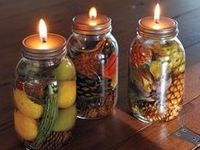 Love those jars and all the wonderful things to use them for!