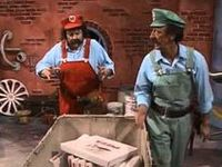 The Super Mario Bros. Super Show! / All of the Mario segments from this series (except for George Washington Slept Here, Texas Tea, and Treasure of the Sierra Brooklyn).