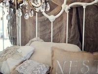 Vintage Wrought Iron Beds