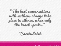 home is where your mom is ..