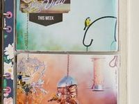 {♥Actually it's just another excuse for a scrapbooking board!♥}
