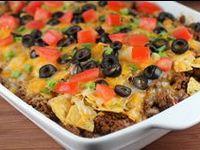 Recipes for casseroles
