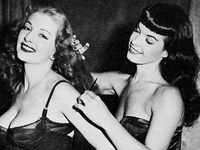 360 best Bettie Page & Tempest Storm images on Pinterest ...