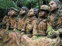 Bruno Torfs Garden Sculpture