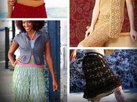376 best Free pattern skirts & dresses - CROCHET images on Pinterest | Crochet clothes, Crochet dresses and Crochet stitches