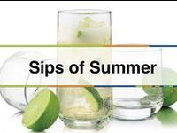Sips of Summer on Pinterest | Gin Fizz, Cocktails and Frozen
