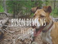 Bison Designs Dog Collars Leashes