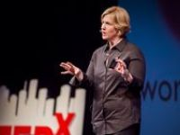 """How I Hacked Online Dating"""" by Amy Webb. For this hysterical TED talk ..."""