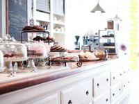 Bakerys y tiendas preciosas