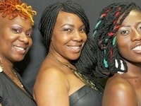 Beautiful, innovative and classic styles for natural hair. The variations for cornrowed, flat twisted updos, dreadlocks, locs, twists, coils and braids are endless! If you don't have the skill to do it yourself, take a picture to a salon. For more gems be sure to scroll right down to the start. Happy pining. Peace, One Love!
