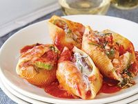 Favorite pasta main dish recipes, baked, stuffed, cheese, chicken , shrimp and lobster !!!