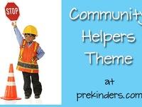 Teaching - COMMUNITY HELPERS