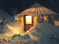 Yurts Round the Earth