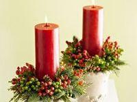 Christmas - Centerpieces
