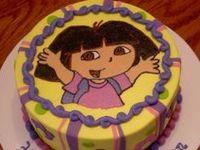 Cakes - Dora the Explorer