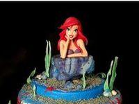 Cakes - Mermaid/My Little Mermaid