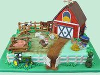 Cakes - Farm