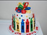 Cakes - Crayon