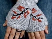 Knitting: Hands - Gloves