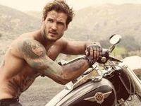 Hey Motorcycle Man
