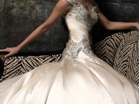 """""""After all there is something about a wedding-gown prettier than in any other gown in the world"""" - Douglas William Jerrold"""