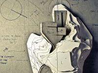 sketches, models, graphics, & crafts