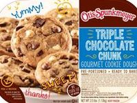 otis spunkmeyer chocolate chip cookie baking instructions