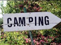 camping gear, camping recipes, camping locations