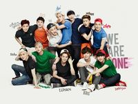 EXO ♡ We Are One