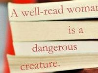 My need for Literature.♥