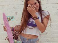 Just A Skater Girl.