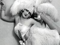 The age of decadence, jazz, prohibition and bobbed hair.