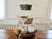 Cake Stands/ Apothacary Jars