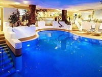 Swimming Pools Hot Tub Spas On Pinterest Luxury