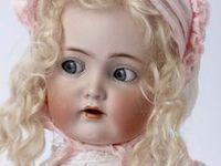 antique dolls.