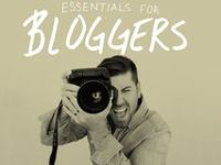 Blogs, Blogging & Photography