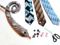 A: Re/Upcycling - Ties