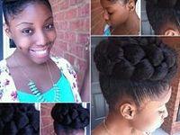 NATURAL HAIR STUFF