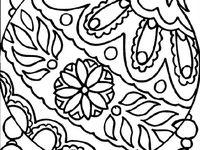 Crafts- Holiday Doodles/Zentangles