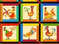 Crafts - Chickens/Roosters