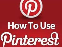 How to...Pinterest