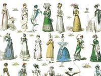 Paper: Miscel. Fashion plates