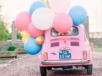 Party Inspo / Colorful Party Decorating Inspo