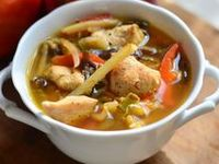 kulinaria / It's a very tasty place with  many food recipes from all over the world
