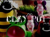 They're not just for planting anymore – see all you can do with clay pots!!