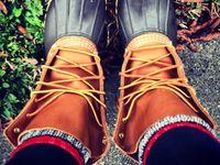 bean boot style